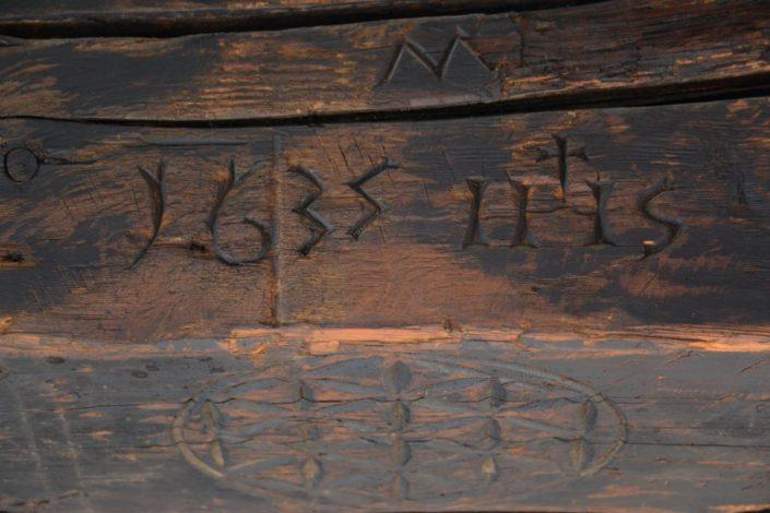 Baujahr 1635