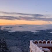 liebe Grüße aus der verschneiten Steiermark